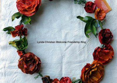 Welcome Ring 2 Lynda Christian